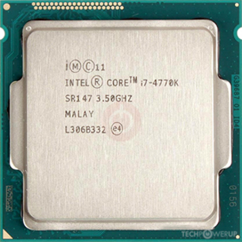 Intel Core i7-4770K   TechPowerUp CPU Database