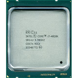 Intel Core i7-4820KPhysicalPerformanceArchitectureCoresCacheFeaturesNotes
