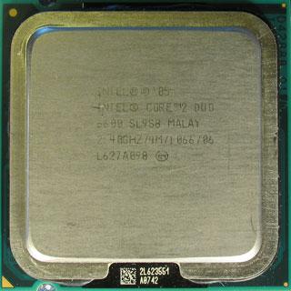 Intel Core 2 Duo E6600   TechPowerUp CPU Database