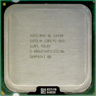 intel core duo e8400 драйвер