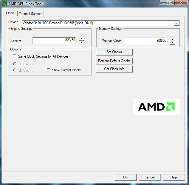 Download AMD GPU Clock Tool | TechPowerUp