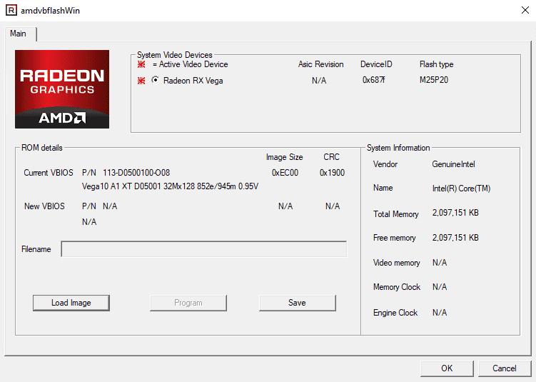 Download AMD/ATI ATIFlash | TechPowerUp