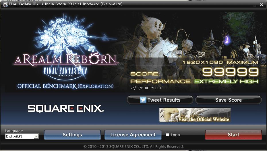 Download Final Fantasy XIV: A Realm Reborn Benchmark | TechPowerUp