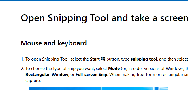 Windows 10 Snipping Tool on Windows 7 | TechPowerUp Forums