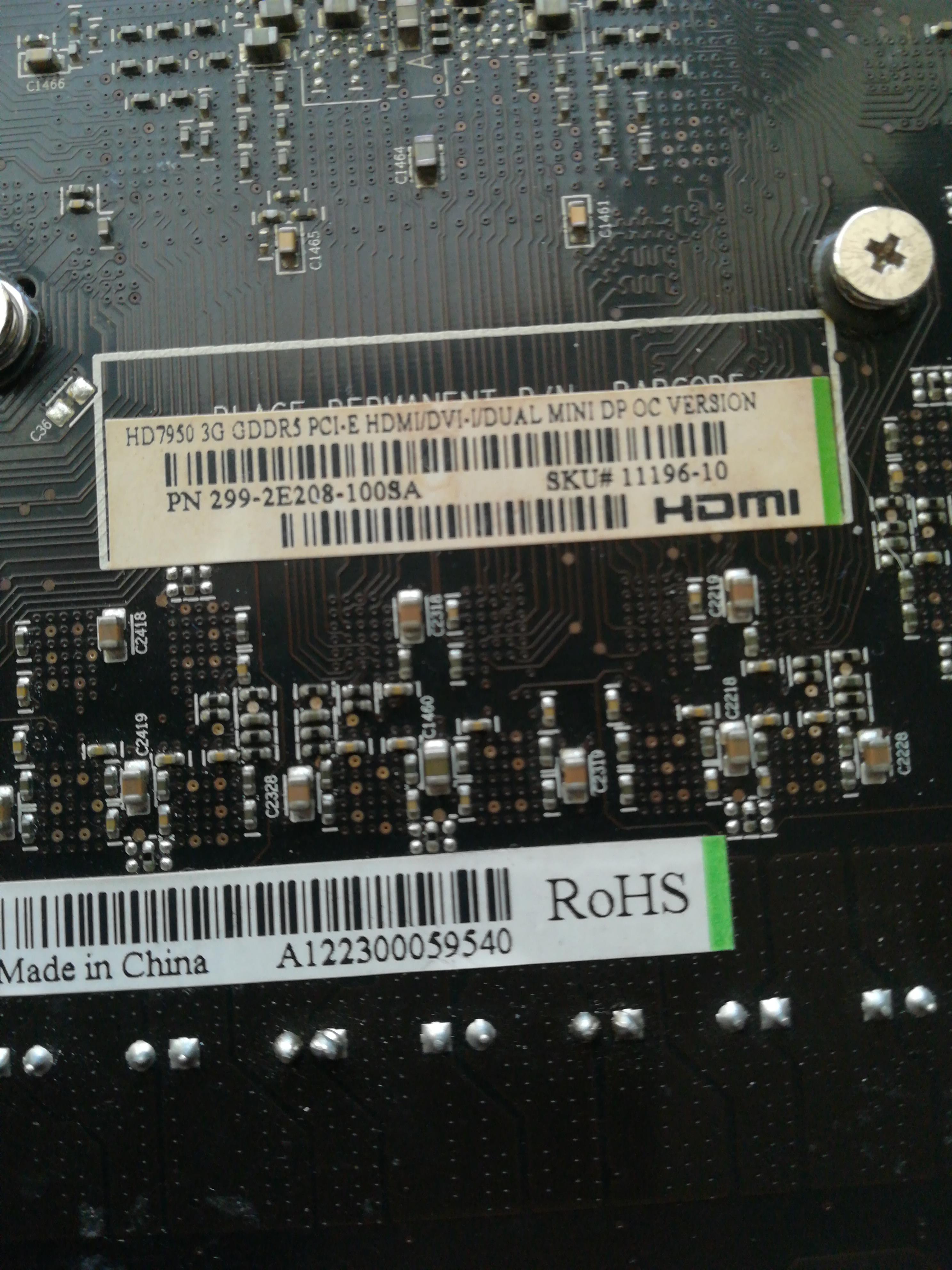 AMD Radeon 7950 headache   TechPowerUp Forums