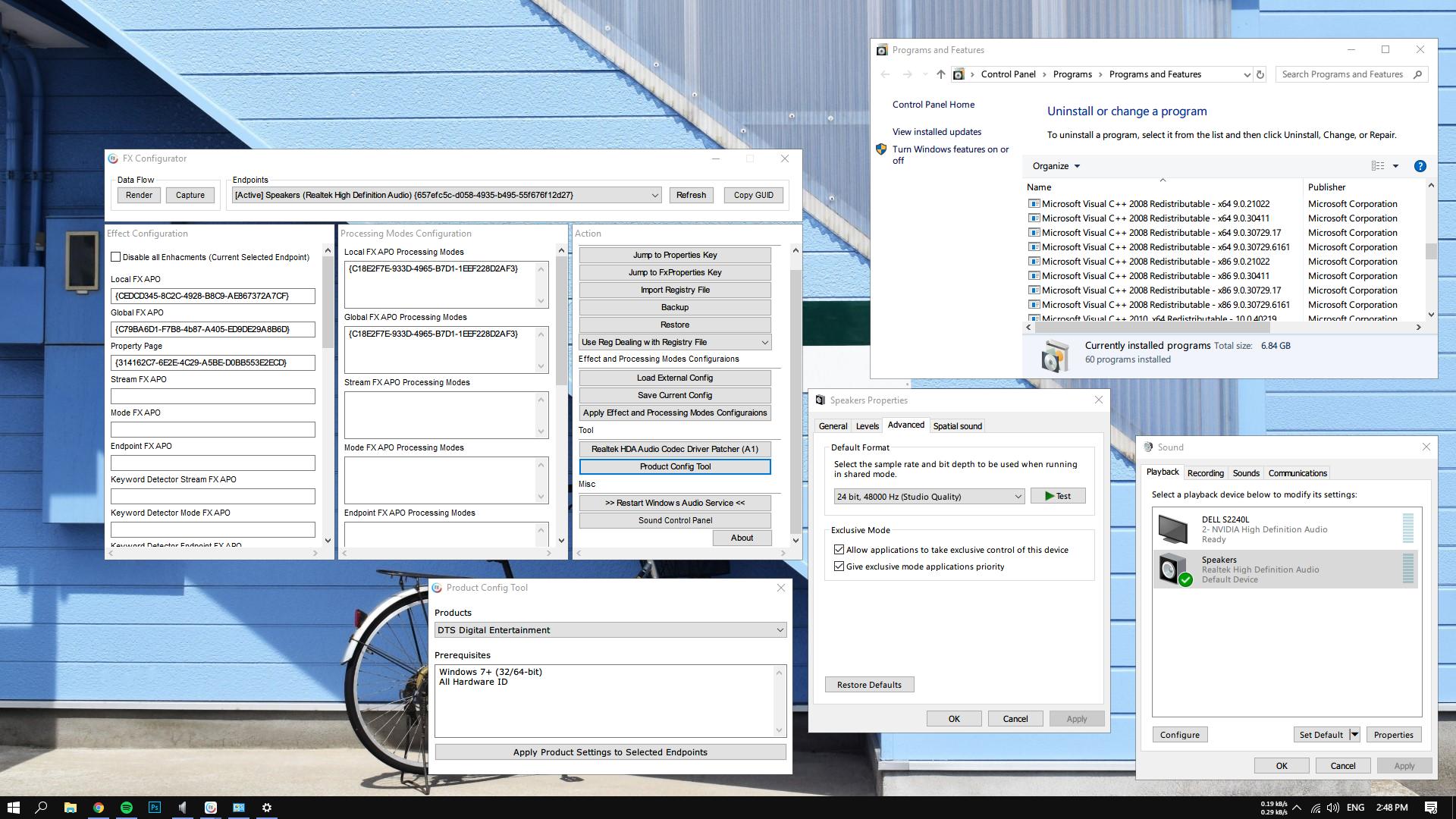 Making Audio Enhancers Work on Windows | Page 41