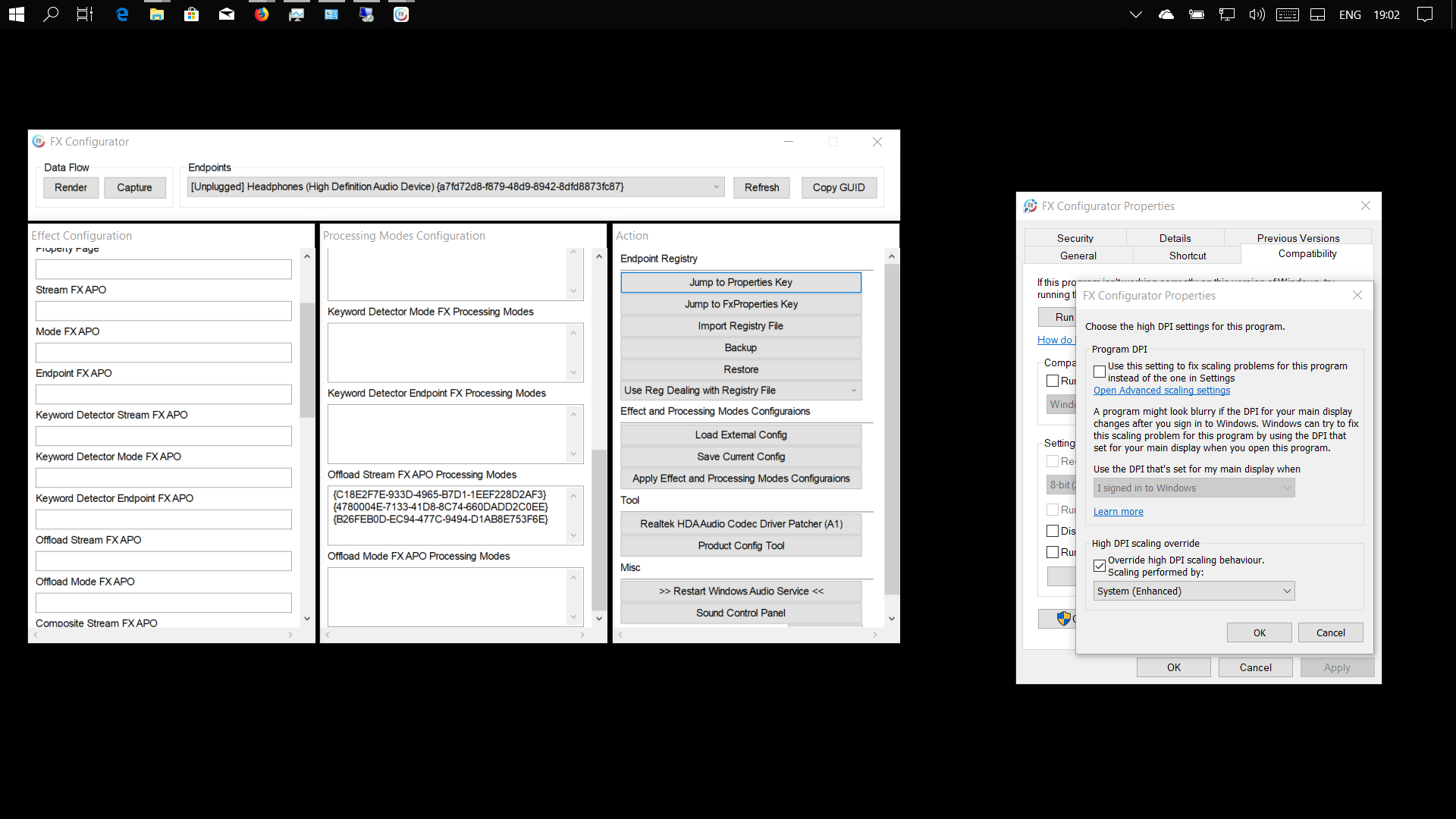 Making Audio Enhancers Work on Windows   Page 43   TechPowerUp Forums