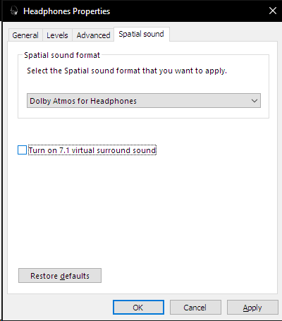 Making Audio Enhancers Work on Windows | Page 58 | TechPowerUp Forums