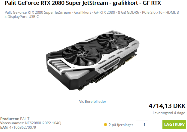 Nvidia Geforce Rtx 2080 Super Features 10 Percent Faster Memory Page 3 Techpowerup Forums