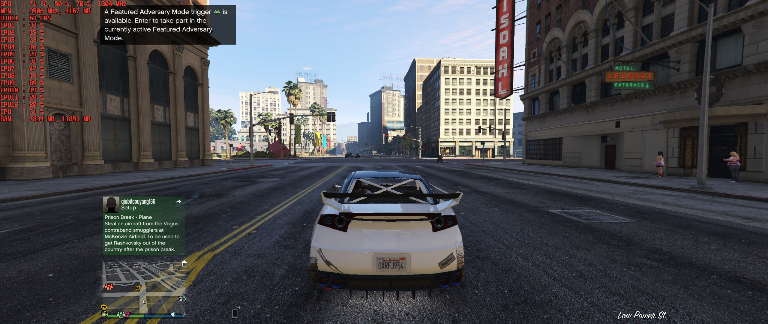 Bad performance in GTA 5?   TechPowerUp Forums