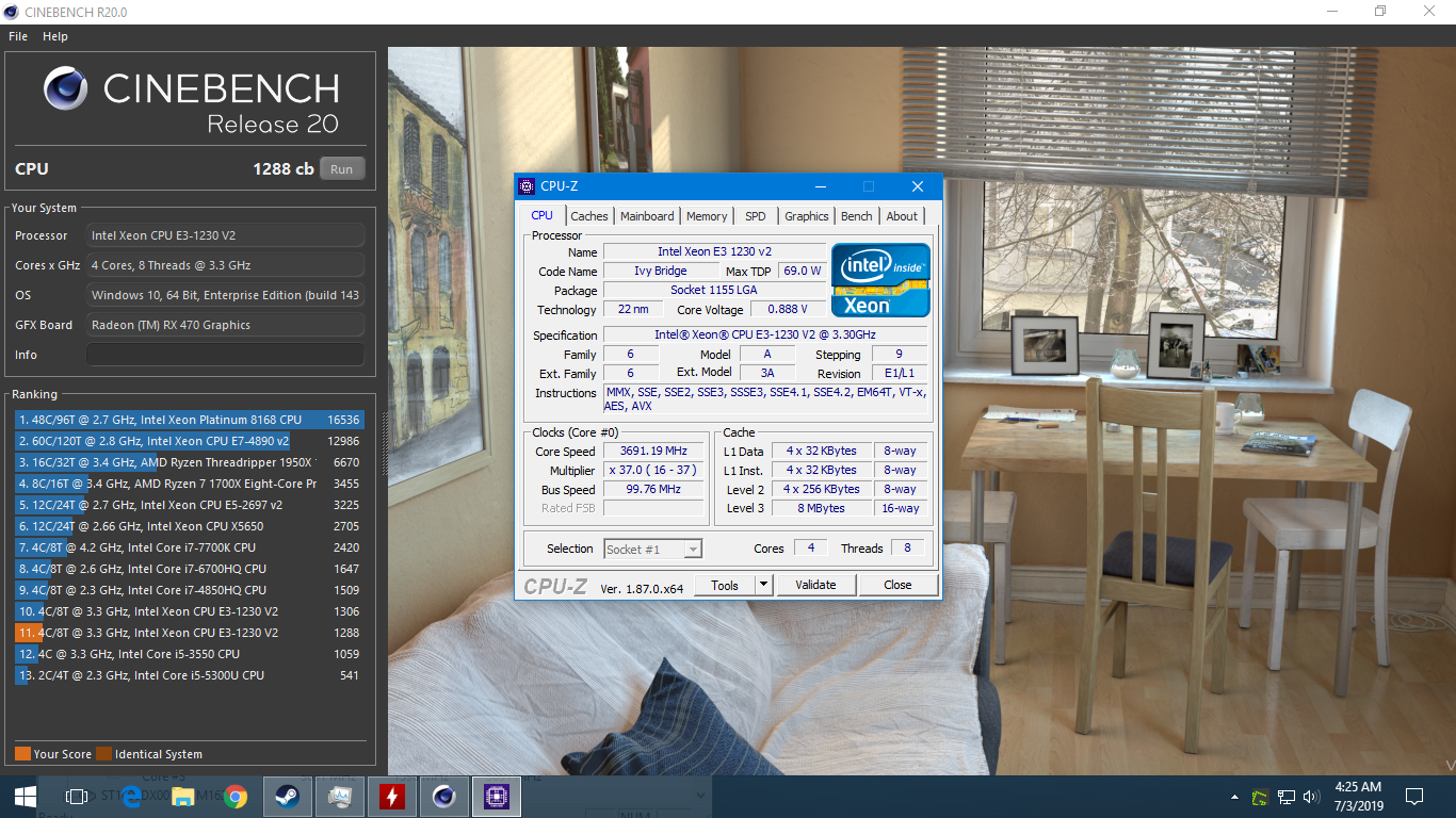 Post your Cinebench R20 Score | Page 40 | TechPowerUp Forums