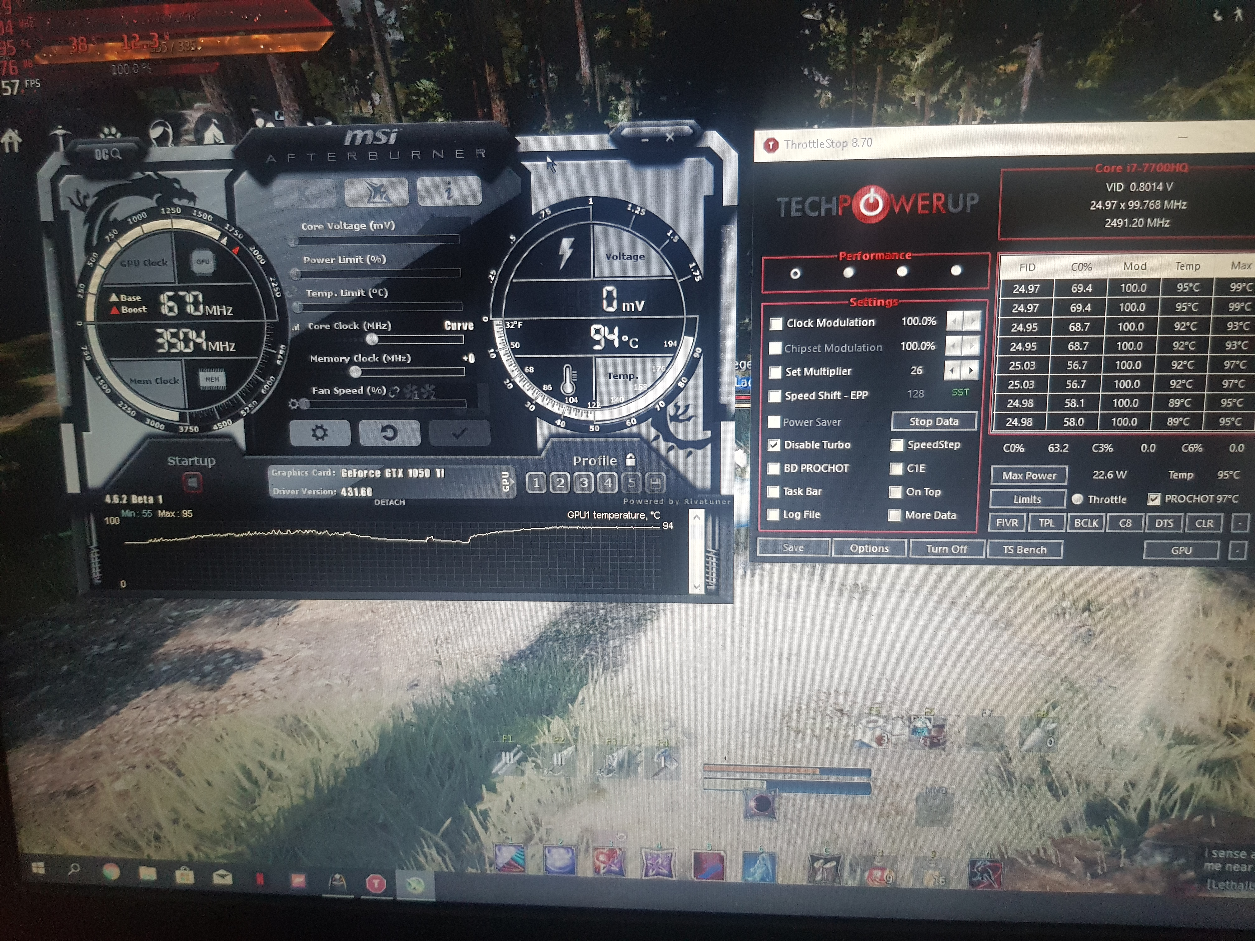 Graphics card reason for huge fps drops  | TechPowerUp Forums