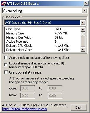 Half Working Radeon 9500 Pro | TechPowerUp Forums