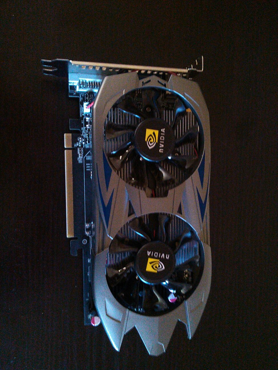 Is this a fake Nvidia Geforce GTX 750 TI?   TechPowerUp Forums