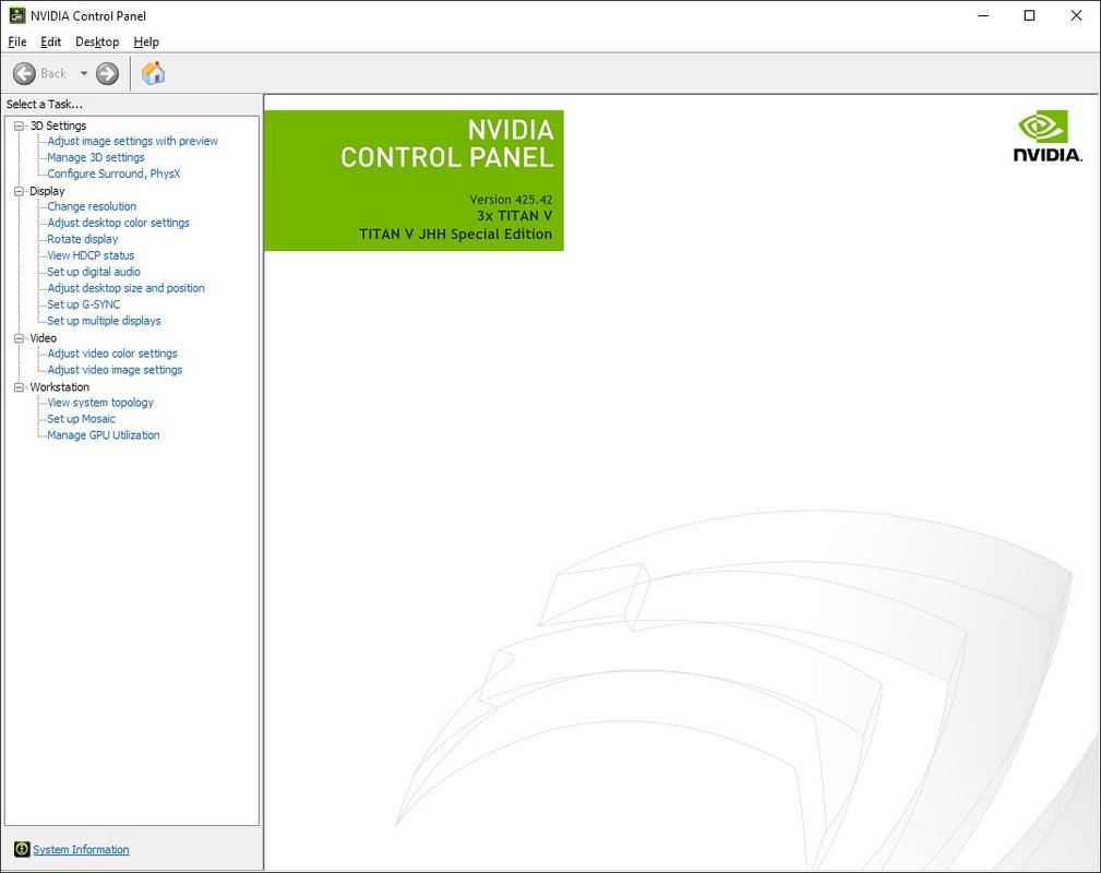 430 64 driver missing NVCPL functionality   TechPowerUp Forums