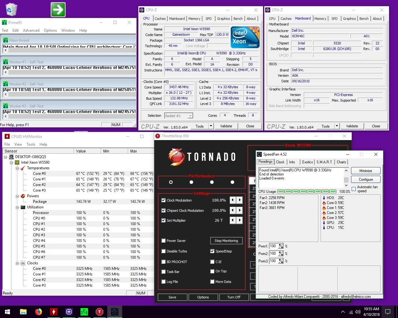 Throttlestop overclocking Desktop PCs | Page 9 | TechPowerUp