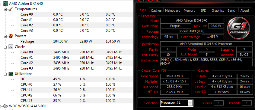 Bad thermal sensor or weird temp issues? | TechPowerUp Forums