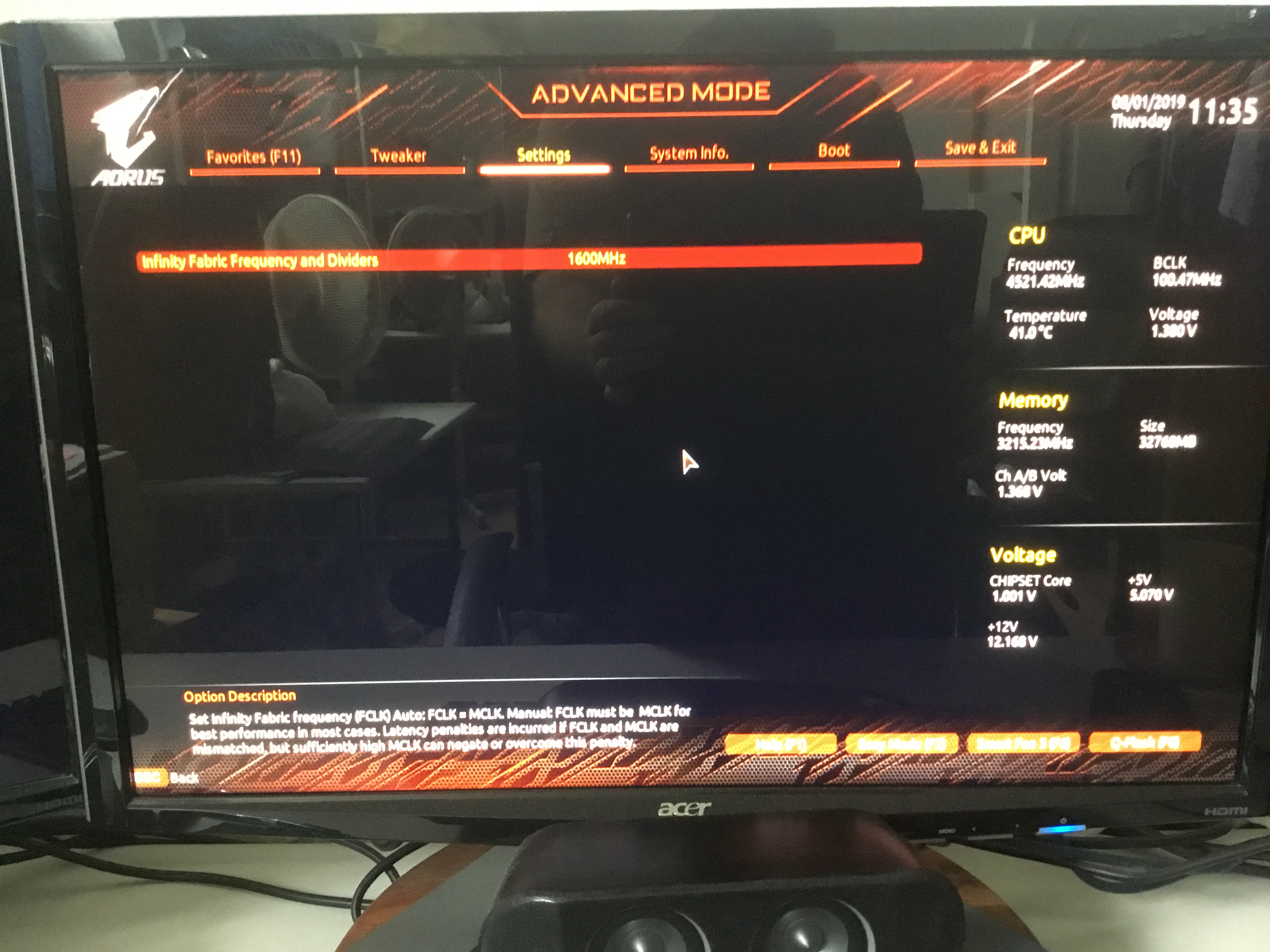 Asrock B450m Pro4 Boot Issues