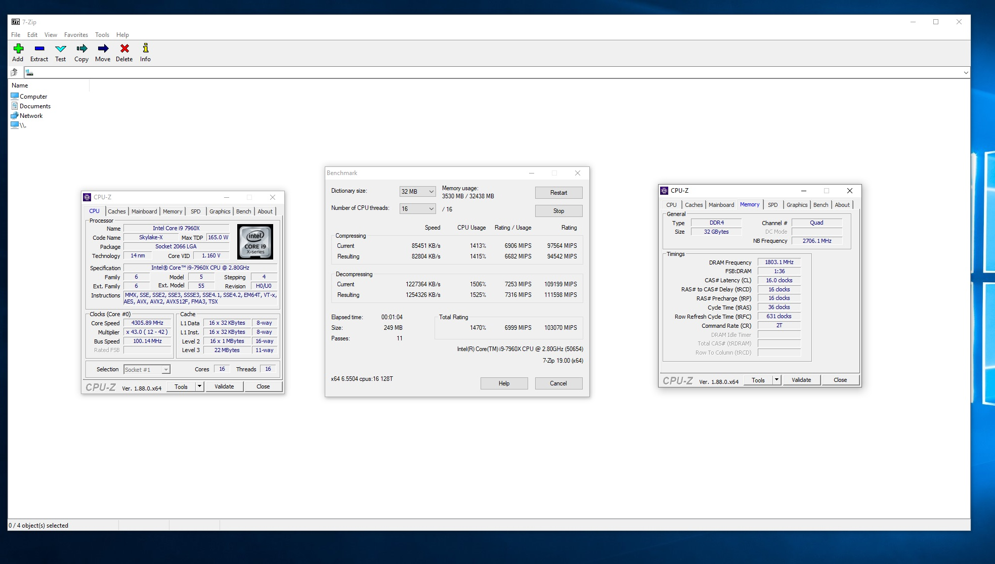 Gaming benchmarks: Core i7 6700k hyperthreading test (2018 update