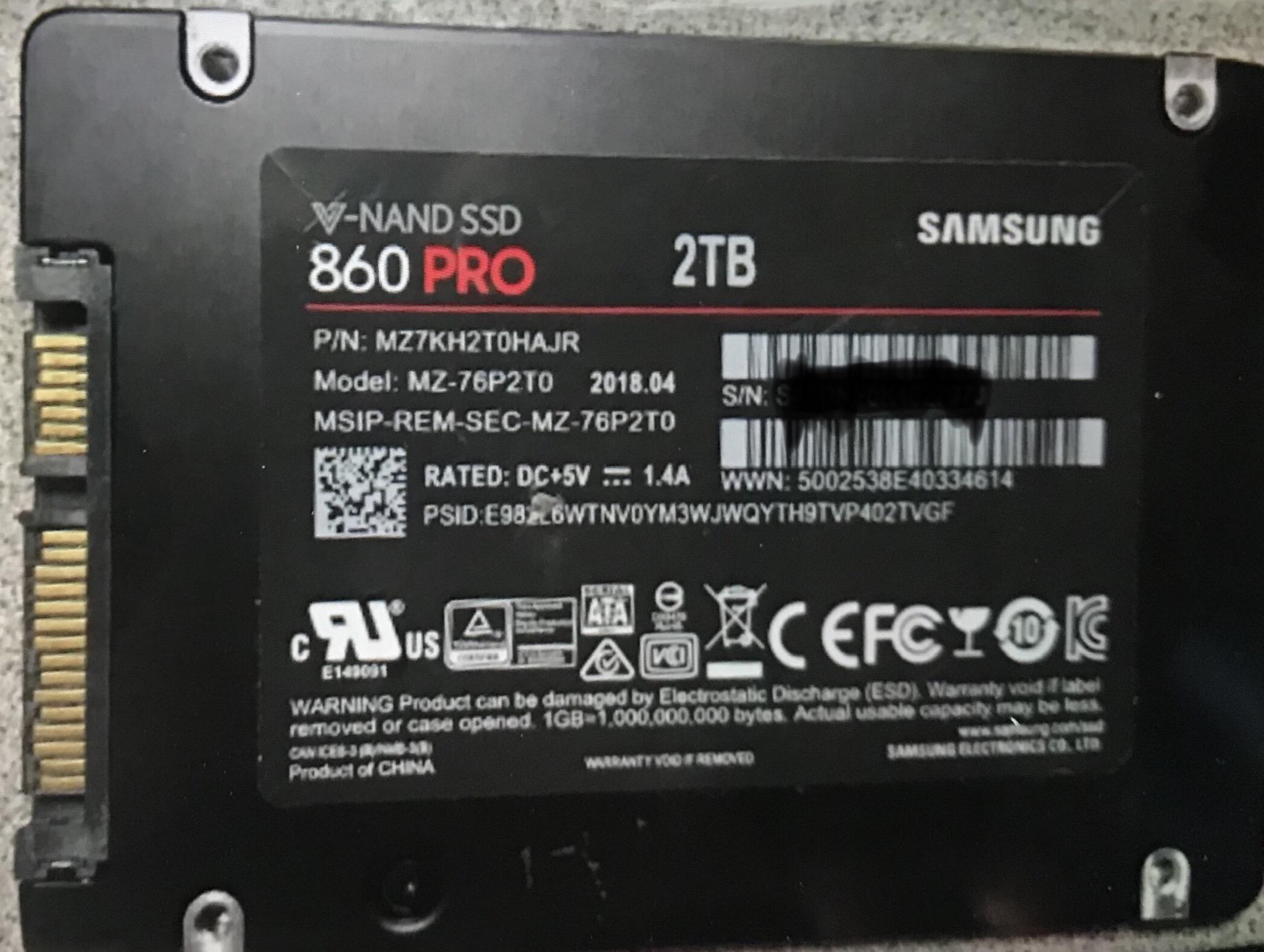 Samsung SSD SM1715 HHHL 1 6tb (PCIe 3 0 nvme card