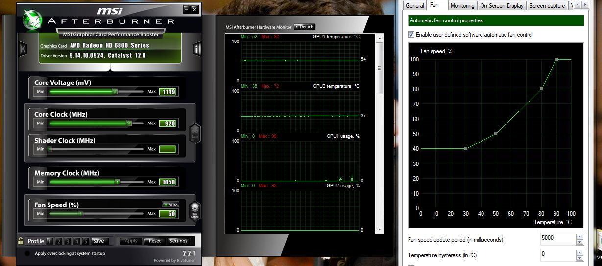 please recommend GPU fan speed control software | TechPowerUp Forums