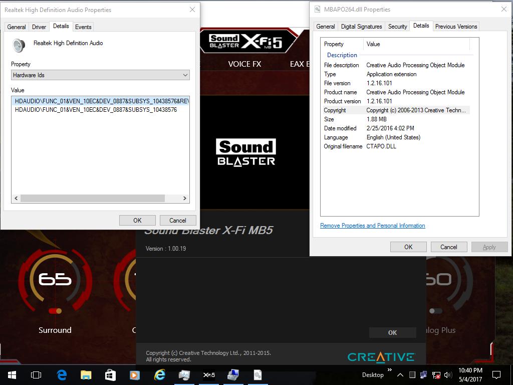 Asus M5A78L Realtek Audio Driver