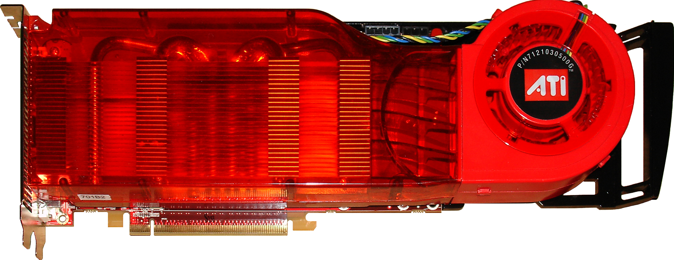 ATi Radeon HD 2900 XTX 1024MB GDDR4 512Bit Rev_A1 0704 Prototype top1.jpg
