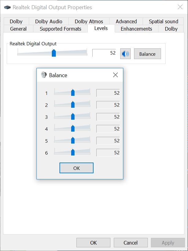 what is realtek digital output