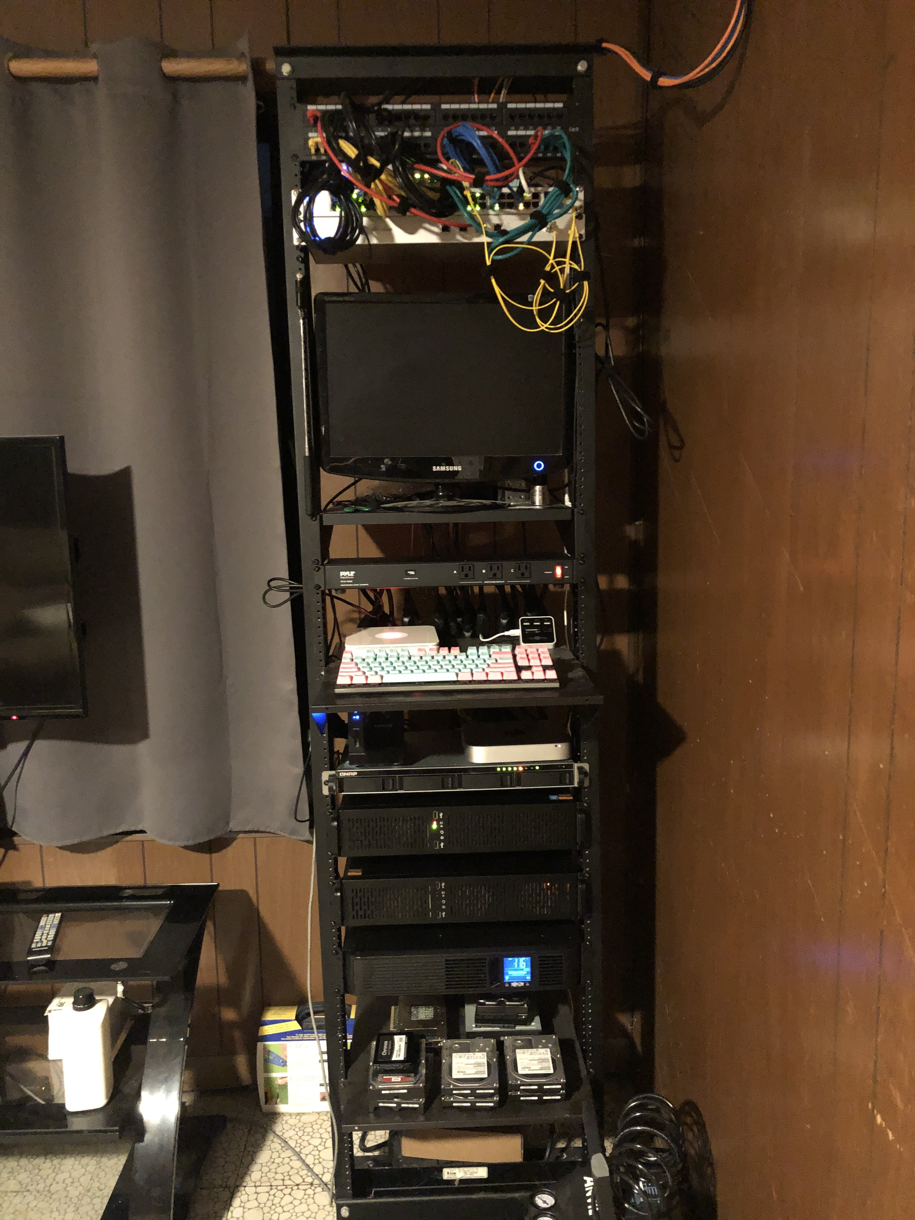 Show off your homelab! | Page 2 | TechPowerUp Forums