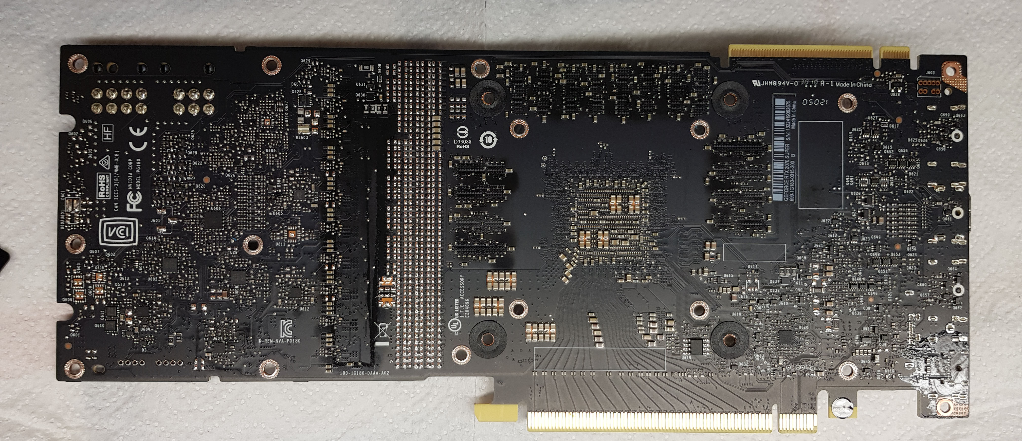 RTX 2070 SUPER with TU104-100A-A1 | TechPowerUp Forums