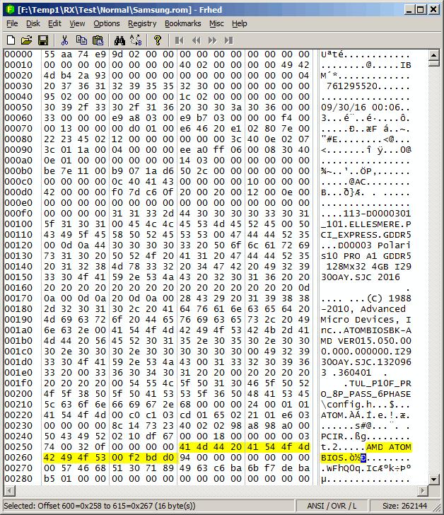 Problem flashing original BIOS   TechPowerUp Forums