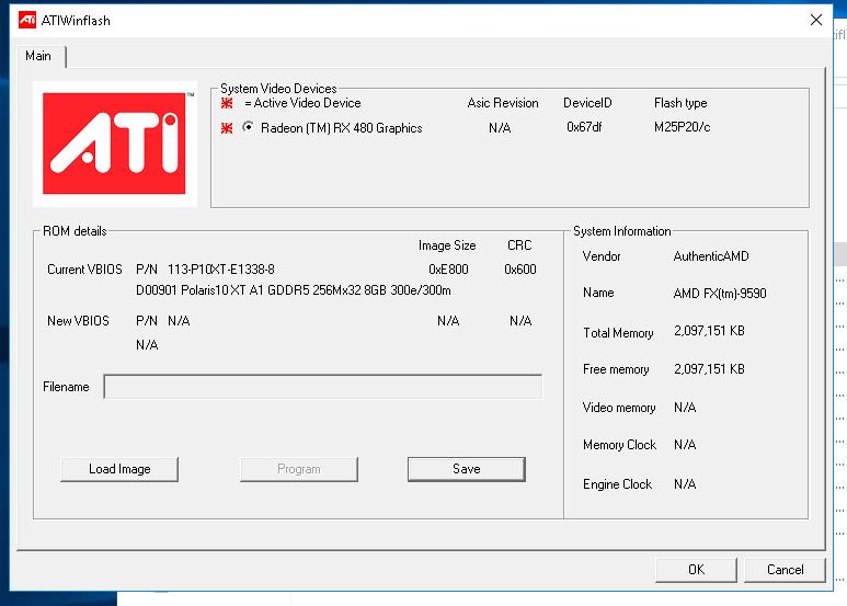 RX480 UEFI GOP Driver | TechPowerUp Forums