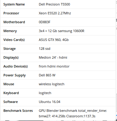 Dell Workstation Owners Club | Page 13 | TechPowerUp Forums