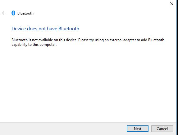 Resolved} HELP  Can't install Bluetooth 4 0 for my wireless