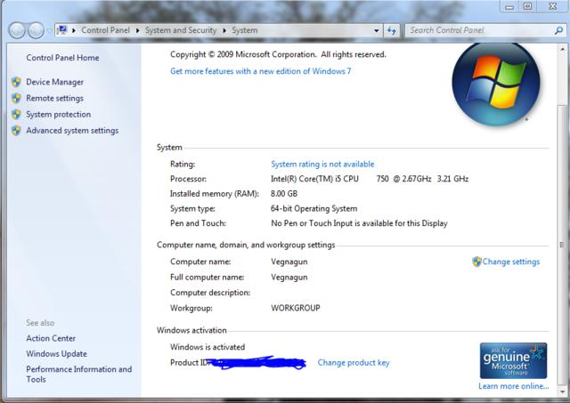 get new windows 7 product key free