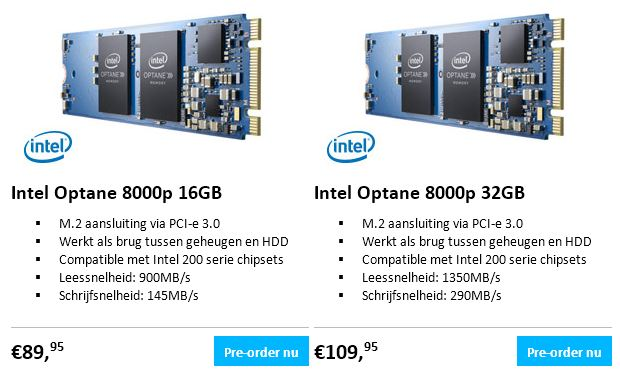 You Can Now Purchase Intel's Optane Memory Accelerator