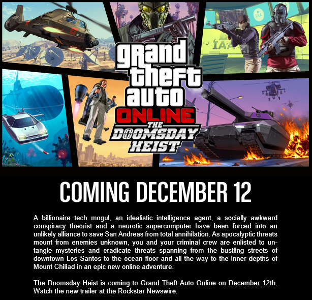 OFFICIAL - GTA V (Discussion)   Page 52   TechPowerUp Forums