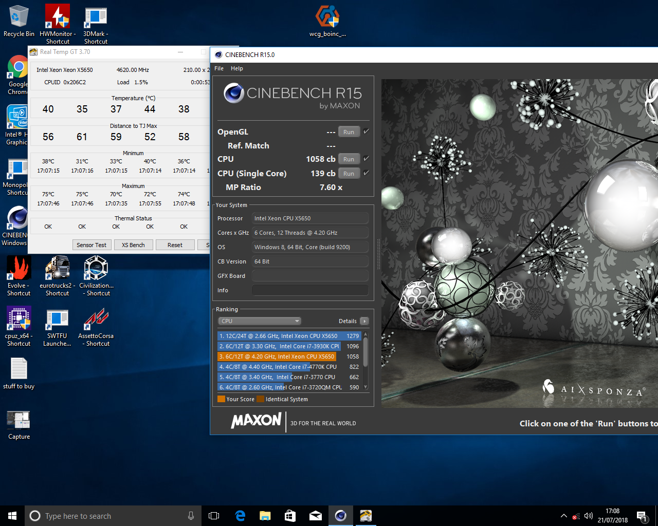 intel core i7 Owners Club | Page 25 | TechPowerUp Forums