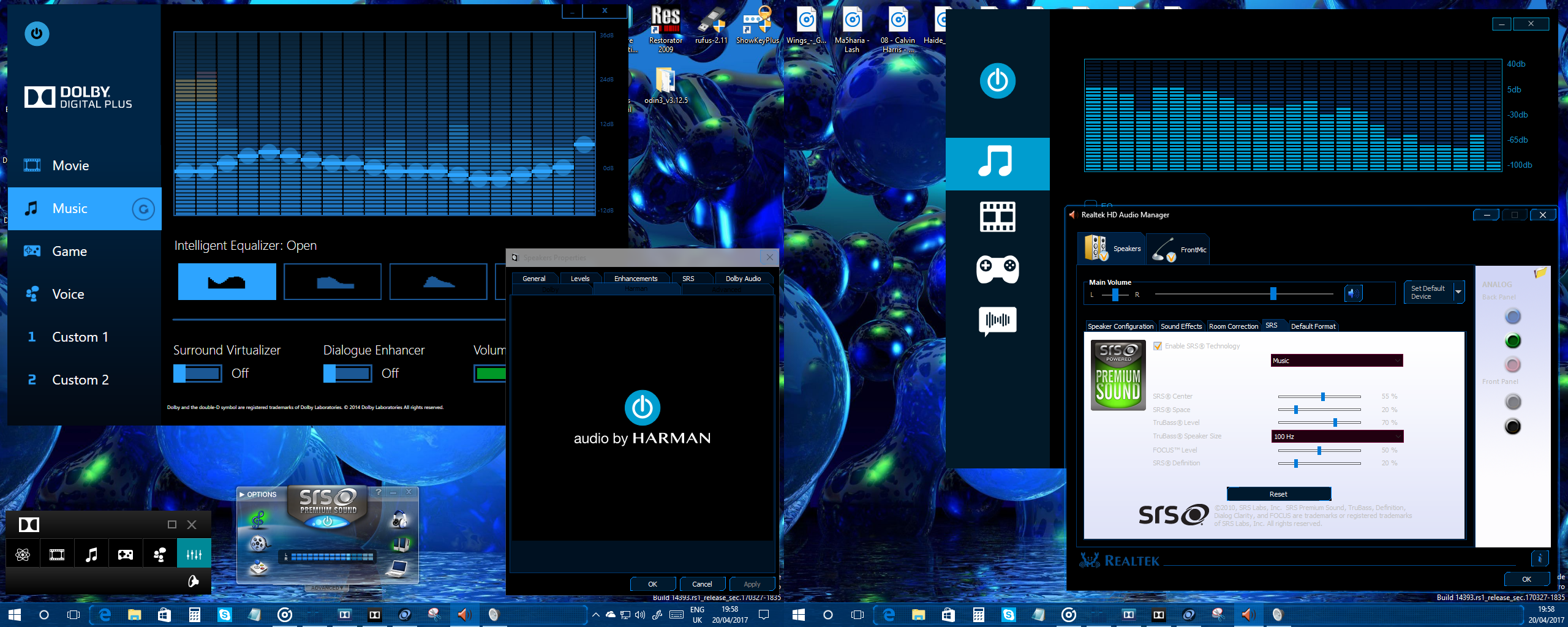 Realtek hd audio manager windows 10 64 bit hp | Realtek HD