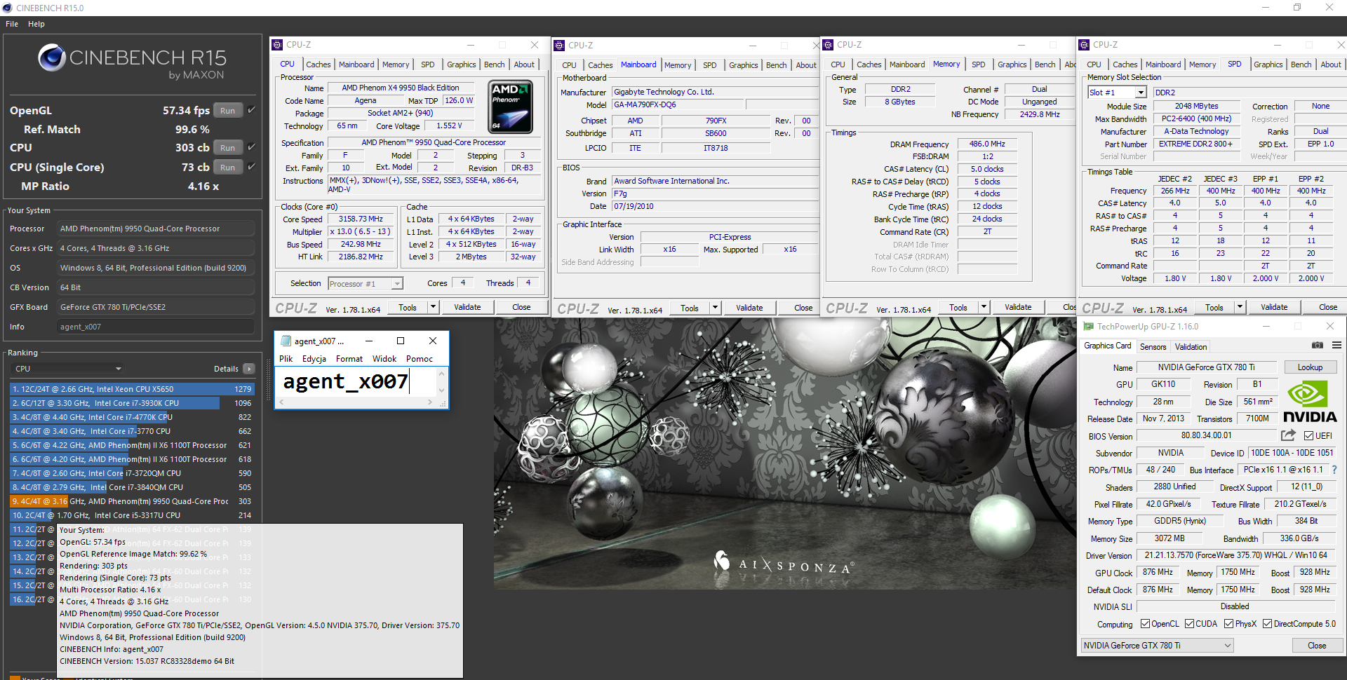 Post your Cinebench R20 Score | Page 31 | TechPowerUp Forums