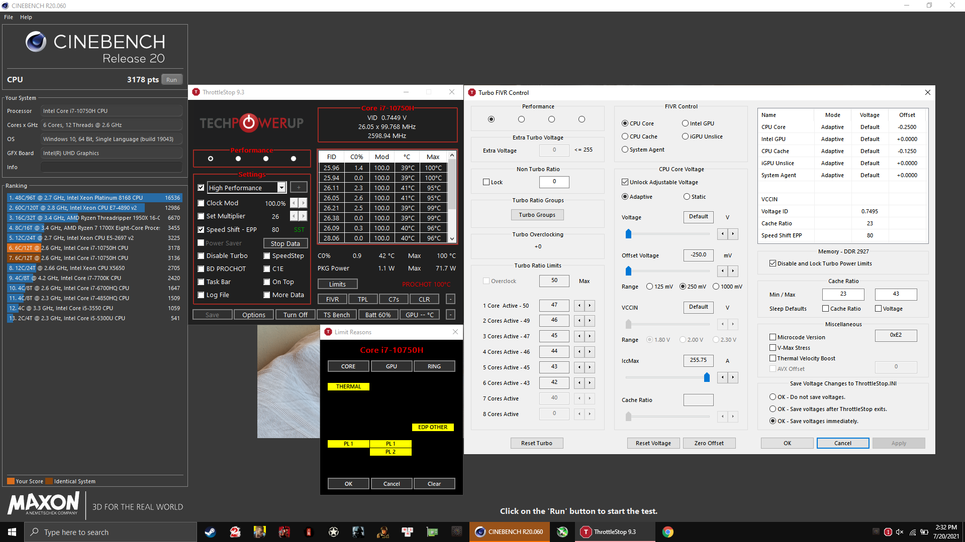 Cinebench  R20 - 10750H - 3178.png