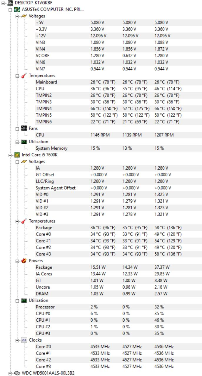 Mickey: Possible issues with psu. Need help. [IMG]