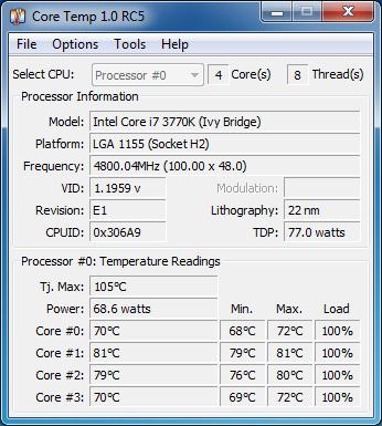 CoreTemp full load test -Scr.png