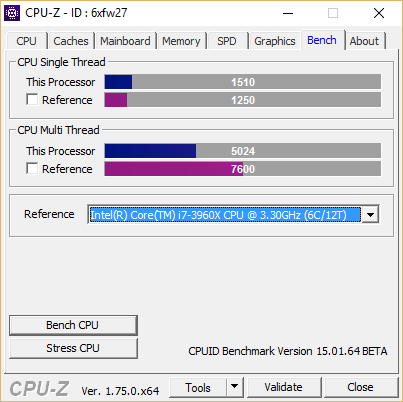 CPU Not performing as expected | TechPowerUp Forums
