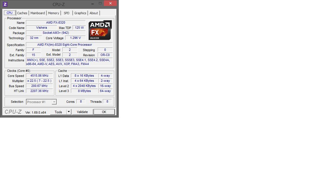 ASUS M5A99FX PRO R2.0 CPU-Z WINDOWS 8 DRIVER