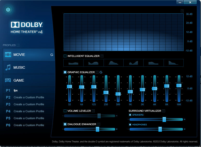 Easy way to install dolby home theater v4 in windows 7,8. 1,10.