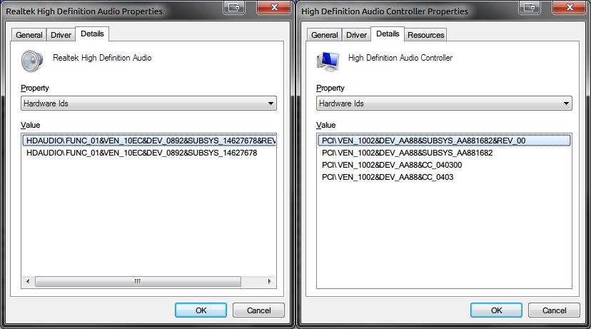 Realtek high definition audio driver для линукс