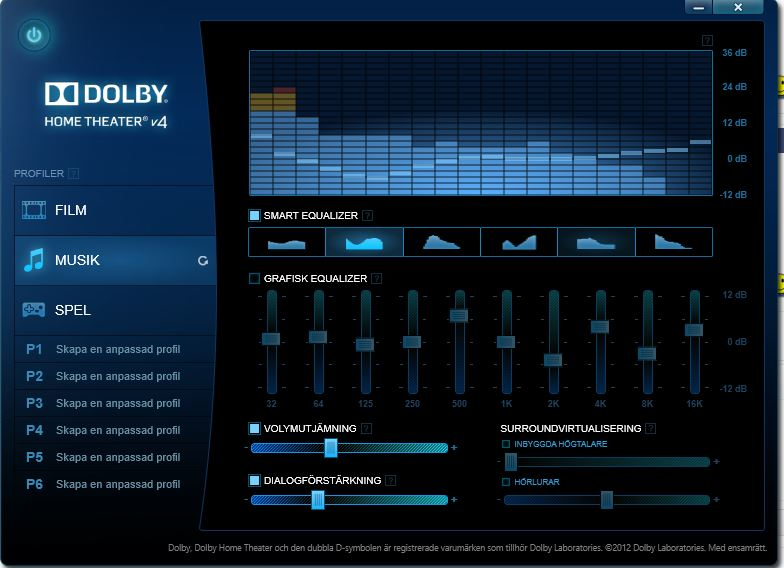 Dolby Home Theater Windows   Bit Download