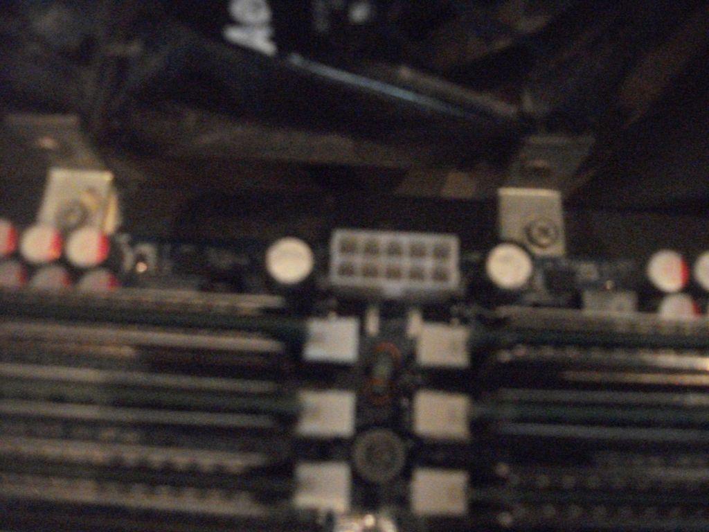 HP Z800 WorkStation Dual Socket LGA1366 Motherboard