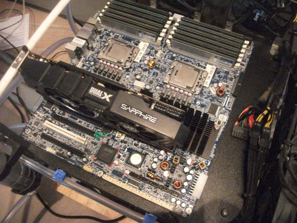 HP Z800 WorkStation Dual Socket LGA1366 Motherboard | TechPowerUp Forums